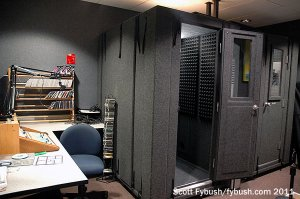 WSWI's production space