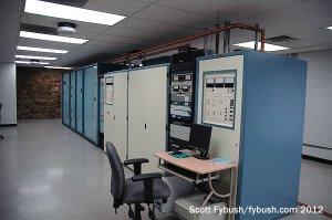 The KMZT transmitters