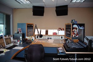 KPWR production room