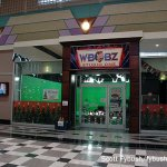 WBBZ at the mall