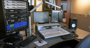 WERG main studio