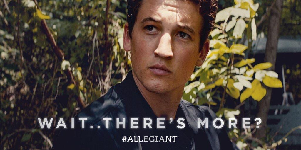 Watch Allegiant Offical Trailer 2