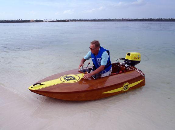 Cocktail Class Racer - Fyne Boat Kits