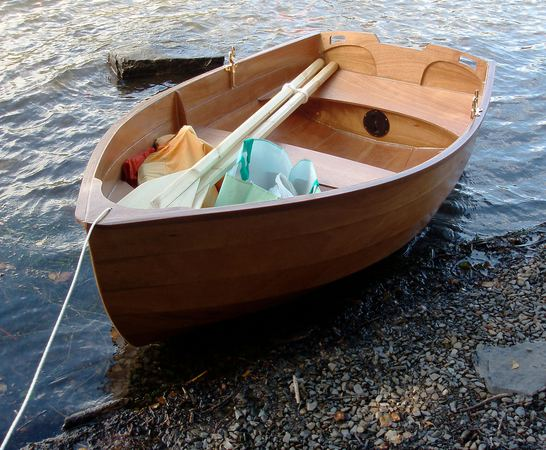 Stem Dinghy Fyne Boat Kits