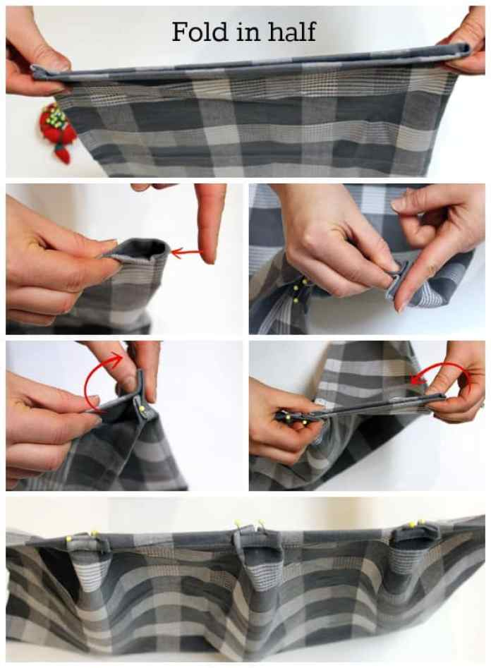 Sew an apron in 10 Mins! via fynesdesigns.com