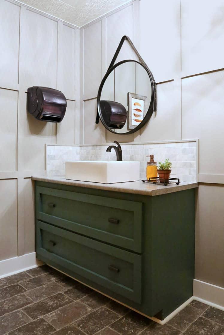 Restaurant Bathroom Makeover Fynes Designs Fynes Designs