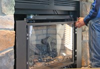 Fireplace Insert Installation | Custom Fireplace Inserts ...
