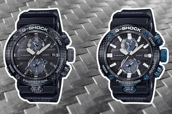 G Shock Gwr B1000 Gravitymaster Carbon Monocoque Case G