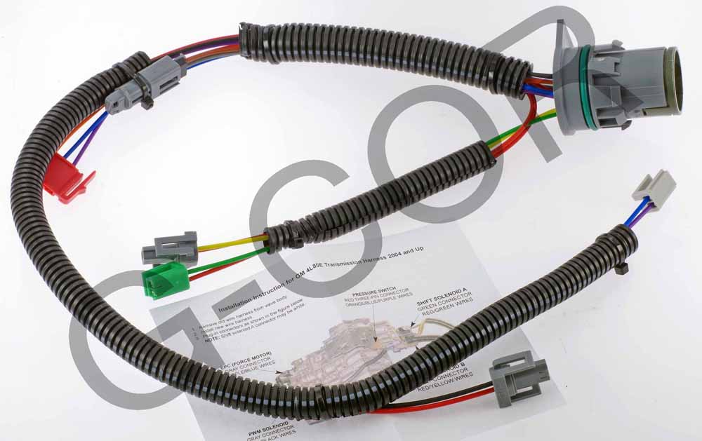 4L80E Wire Harness (Internal Only) (D34985A) G-COR Automotive