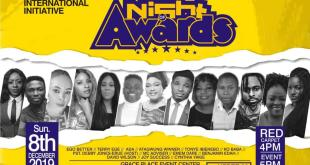 G-Influence International Initiative presents: Night of Awards