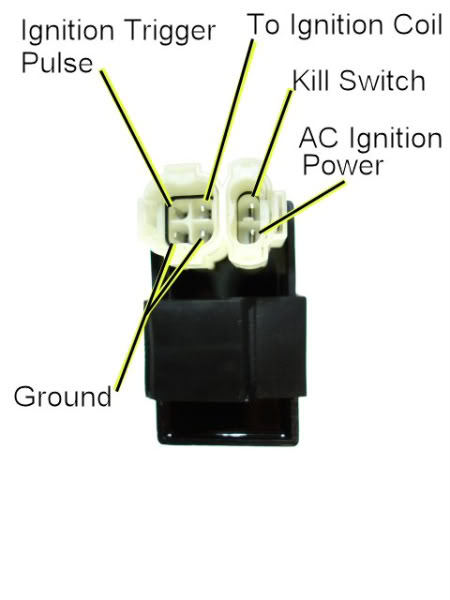 Ruckus GY6 swap wiring diagram