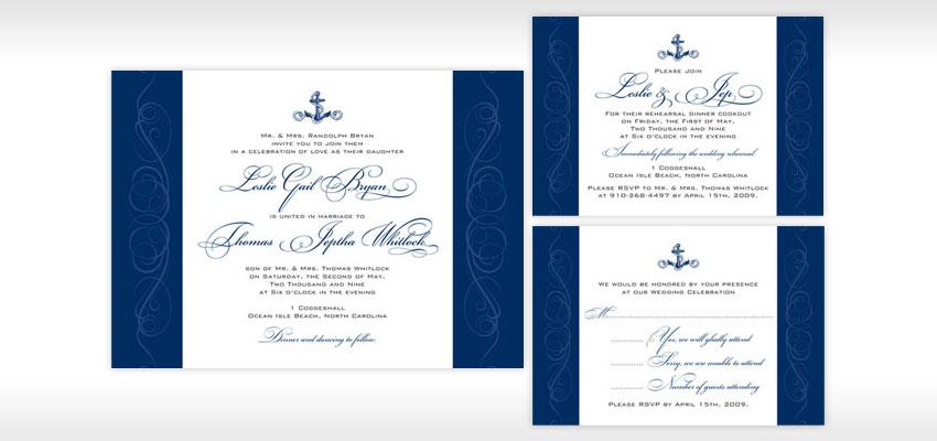 Greensboro Event  High End Wedding Invitation Designers