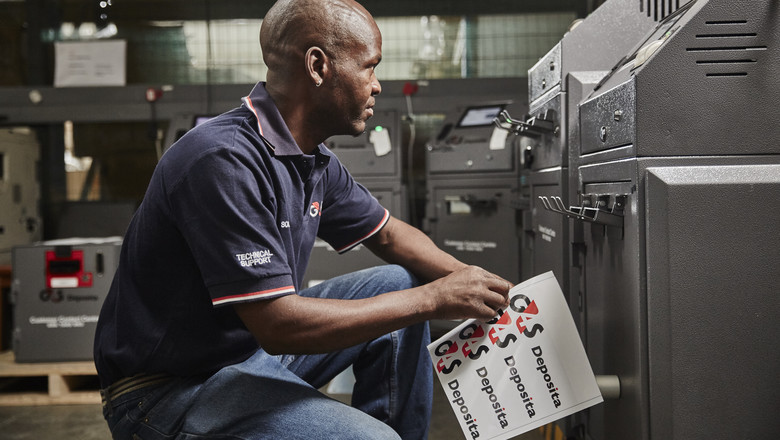 G4S Africa supports small business development through cash management technology