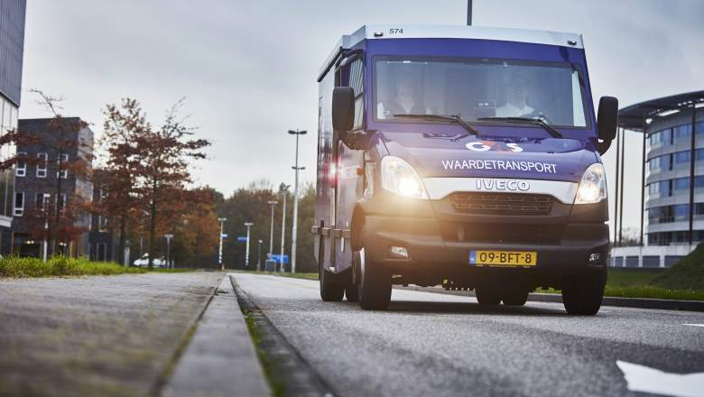 Cash Solutions | Vestigingen | G4S Nederland