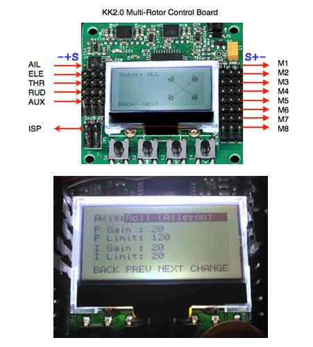 kk2 1 wiring diagram quadcopter build kk installation eluminerrc