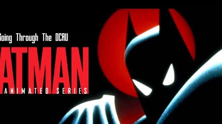 DCAU - Batman