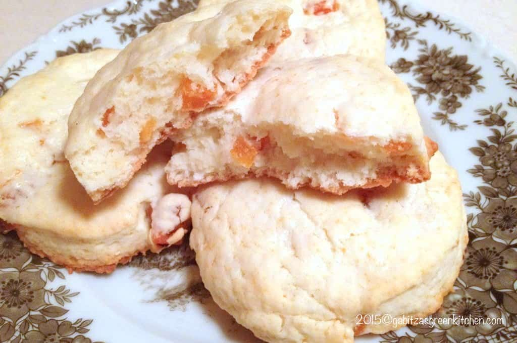 Apricot-Sour Cream Tea Cookies Recipes — Dishmaps