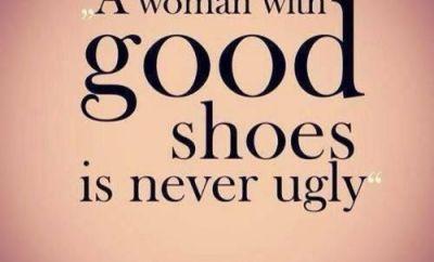 Puterea pantofilor
