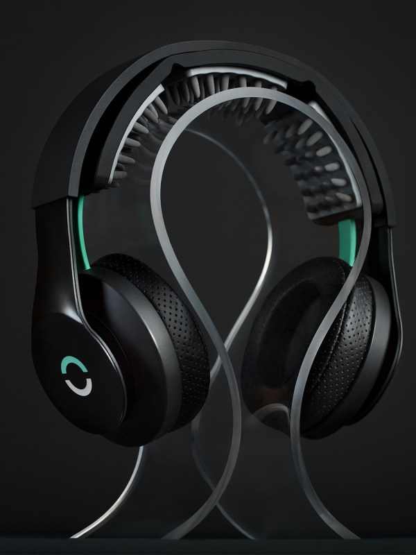 Halo sport headsets for IEEE Spectrum magazine.