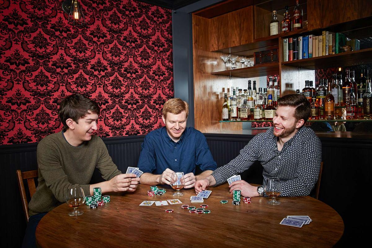 Weebly Co-Founders David Rusenko, Chris Fanini and Dan Veltri.