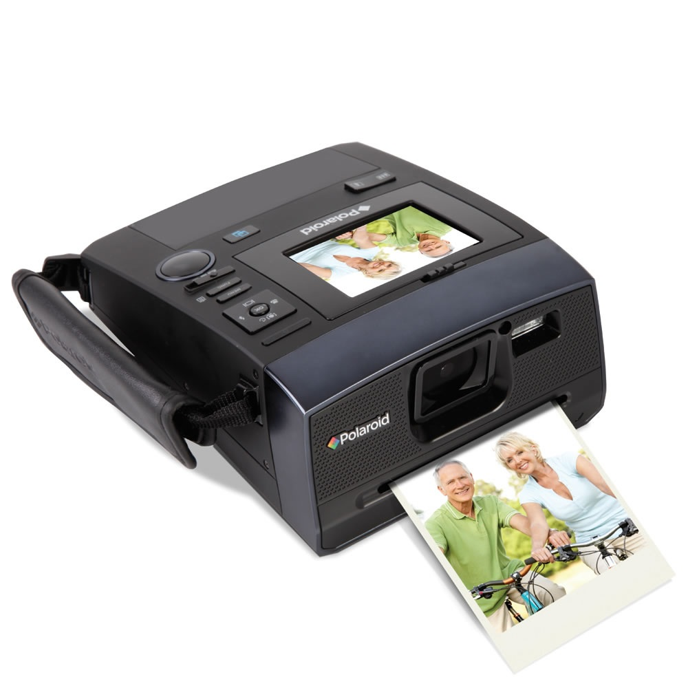 The 14MP Digital Polaroid Camera