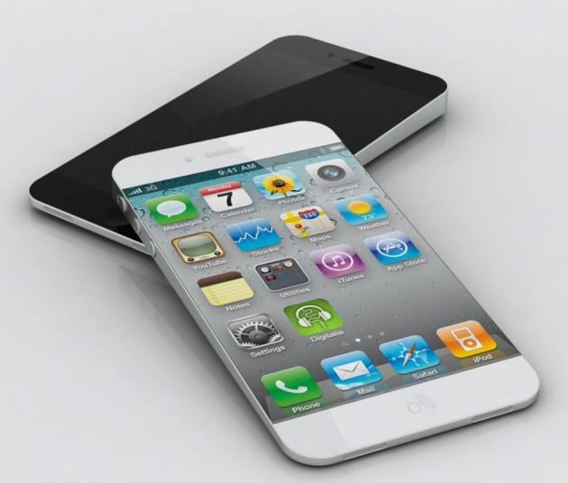 Report: iPhone 5S Launch Delayed to Change Screen Size
