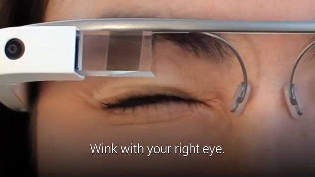 Google Glass XE 12 update lets you take photos by winking