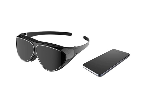 Dlodlo Glass V1 VR Glasses, The Cooler Alternative