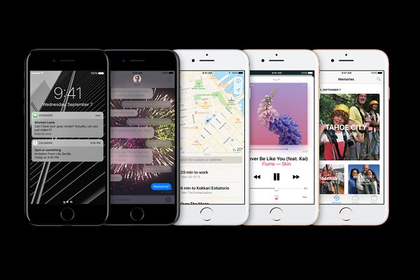 Apple Reveals New iPhone 7, iPhone 7 Plus