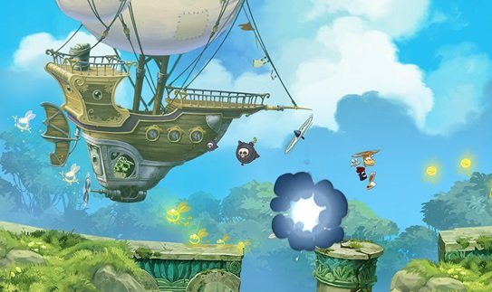 Rayman Jungle Run_1