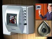 GadgetMadness Door Eyes Recording Camera