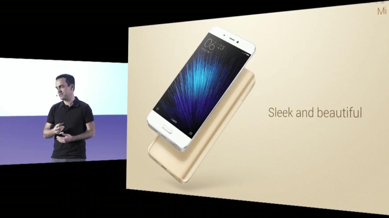 Xiaomi Mi 5 launch (1)