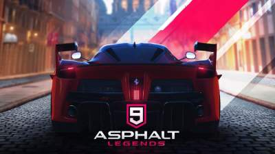 Asphalt 9: Legends now available on iOS, coming soon to Android - GadgetMatch