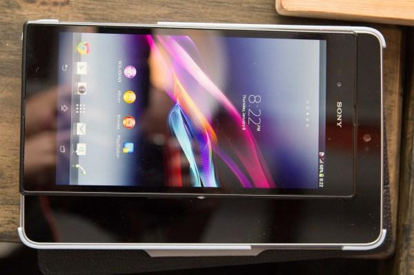 Xperia Z Ultra vs Nexus 7
