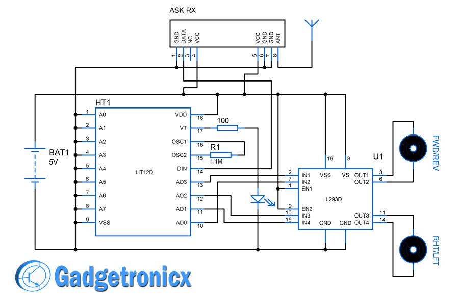 Rc Car Circuit Diagram - Ulkqjjzsurbanecologistinfo \u2022