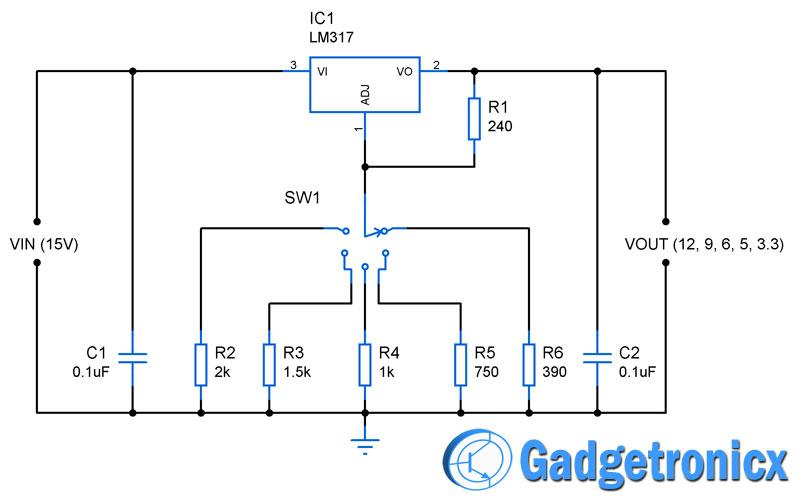 0 12v Power Supply Circuit Diagram Download Wiring Diagram