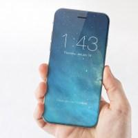 El iPhone de 2017 puede ser completamente de cristal