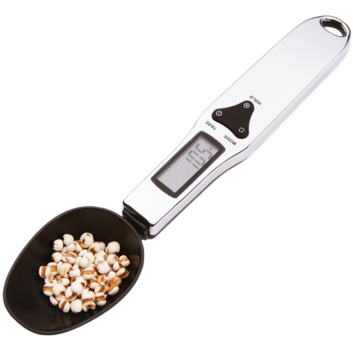 Digital LCD Measuring Kitchen Spoon  Weight Scale