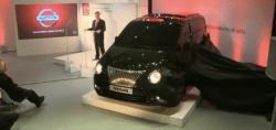 New Nissan Black cab