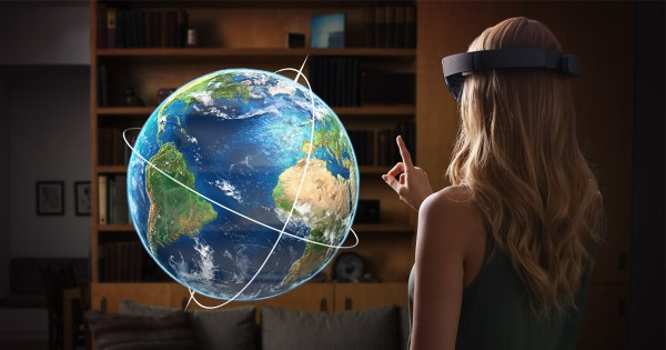 Microsoft HoloLens to Give Us Hologram Video Calling?