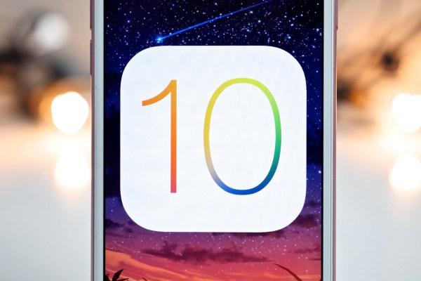 Apple Announces iOS 10 updates