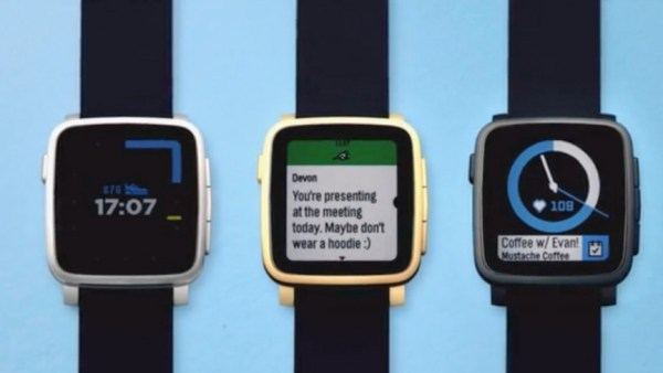 New Pebble Watches Unveiled