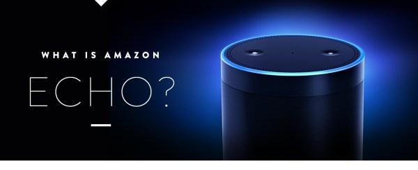 The Amazon Echo Explored