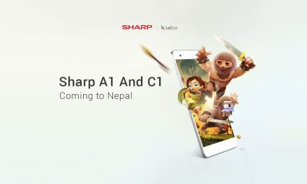 Sharp A1 and Sharp C1 Coming To Nepal