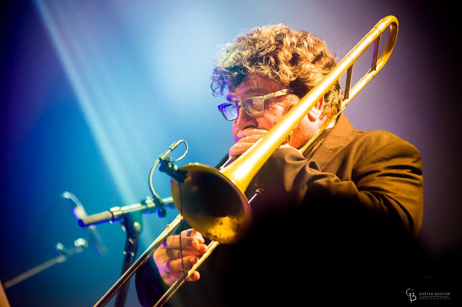 THIERRY GAU, Concert, Jazzin Trivy
