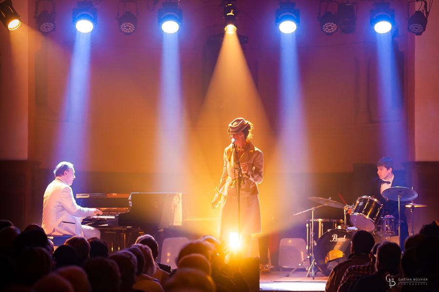 Fabrice Eurly, Dasha Pearl, Octave en concert à Trivy