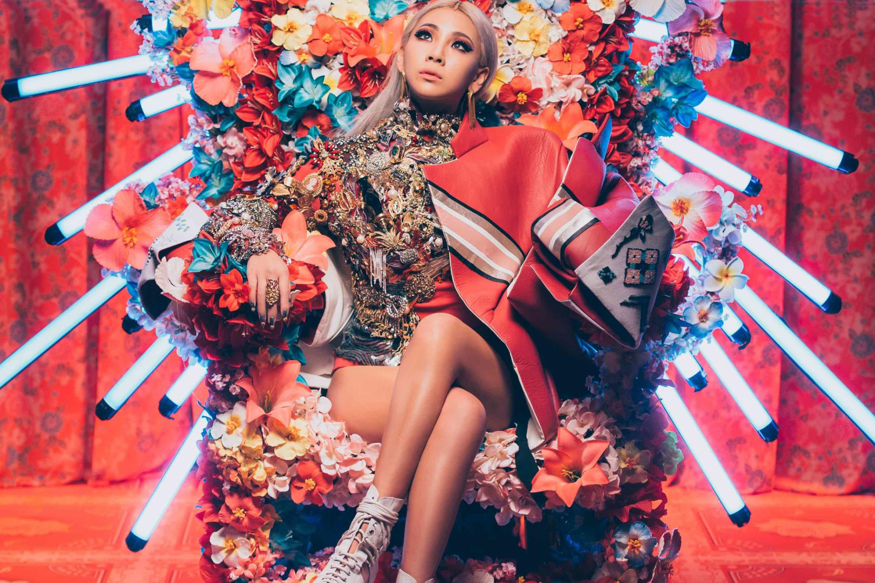 New York Iphone Wallpaper K Pop Sensation Cl Headed To Atlanta For First Solo North