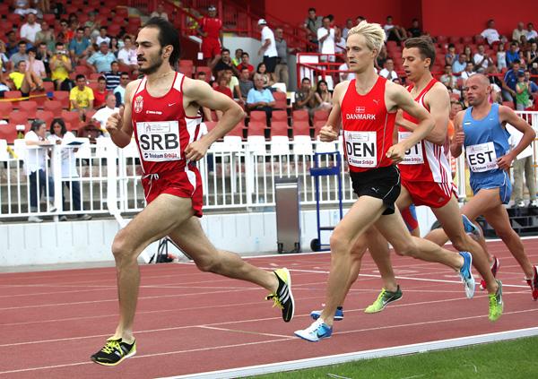 Goran Nava pred pobedom (Aleksandar Kamasi @studiokamasi)
