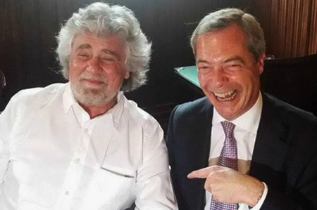 I buffoni populisti che tengono in ostaggio l'Europa
