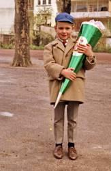 1. Schultag 1965